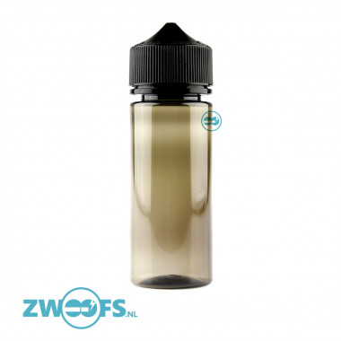 Chubby Gorilla Unicorn Bottle 120ml V3 Zwart