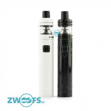 De Joyetech Exceed NC Kit is een Direct Lung Sub-Ohm kit met een tankinhoud van 2ml. en een interne batterijcapaciteit van 2300mAh.l.