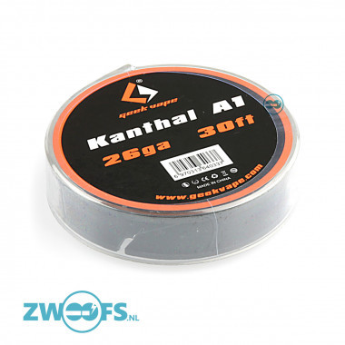 Geekvape - Kanthal A1 Tape Wire (0.5mm, 10 Meter)