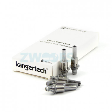 Kanger Upgraded Dual Coils-1.8 Ohm