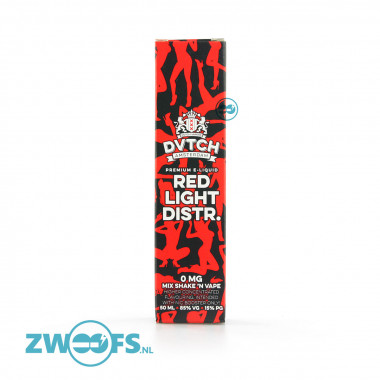 DVTCH Shake & Vape - Red Light District (50ml.) kopen bij Zwoofs?