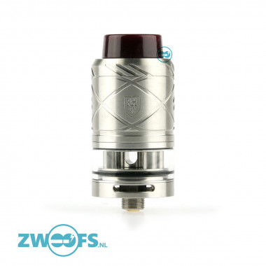 De RHXT is de eerste 24mm RDTA van de Council of vapor Hunter series met een tankinhoud van 2ml.