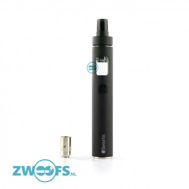 De Flavourtec Solo Pro Menthol kit is een all-in-one elektrische sigaret met kindveilige sluiting, 2ml. tankinhoud en twee tabak e-liquids.