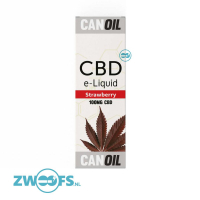 Canoil CBD E-liquid - Strawberry