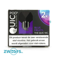 Quic Nic Salt Pods - Blue Fruits (2 Stuks)