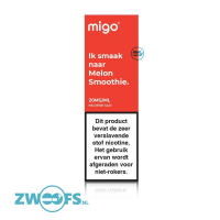 Migo Nic Salt E-Liquid - Melon Smoothie