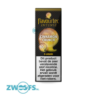 Flavourtec Intense E-liquid - Cinnamon Crunch
