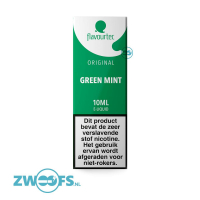 Flavourtec - Green Mint (Munt) E-Liquid