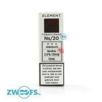 Element Nic Salt E-liquid - Chocolate Tobacco