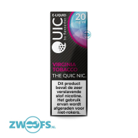 Quic Nic Salt E-liquid - Virginia Tobacco