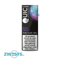 Quic Nic Salt E-liquid - Blue Fruits