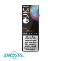 Quic Nic Salt E-liquid - RY4 Tobacco