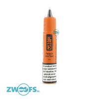 Zap! Nic Salt E-Liquid - Peach Ice Tea