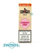 Cirkus The Authentics - Strawberry Candy E-liquid