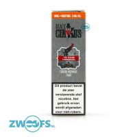 Black Cirkus E-Liquid - The Human Cannonball