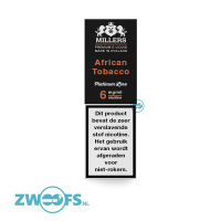 Millers - African Tobacco E-Liquid