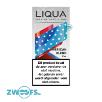 Liqua - American Blend E-Liquid (Elements)