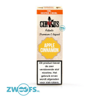 Cirkus The Authentics - Apple Cinnamon E-liquid