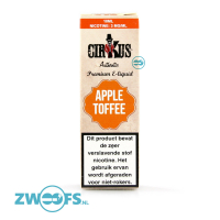 Cirkus The Authentics - Apple Toffee E-liquid
