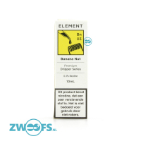 Element E-liquids - Banana Nut