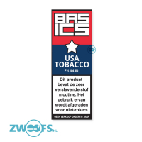 Basics - USA Red Tabak E-Liquid