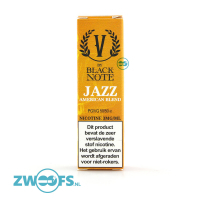 Black Note V Line E-liquid - Jazz