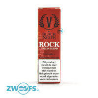 Black Note V Line E-liquid - Rock