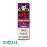 Vampire Vape E-Liquid - Blood Sukka