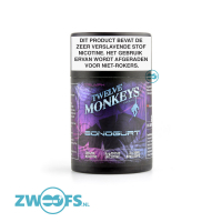 Twelve Monkeys - Bonogurt E-liquid (3x10ml.)