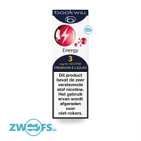 Bookwill E-liquid - Energy Red