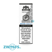 Millers - British Tobacco E-Liquid