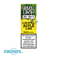 Double Drip High VG E-Liquid - Caramel Apple Cake