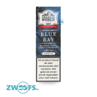 Charlie Noble Nic Salt E-Liquid - Blue Bay