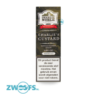 Charlie Noble Nic Salt E-Liquid - Charlie's Custard