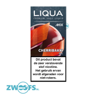 Liqua Mix E-liquid - Cherribakki
