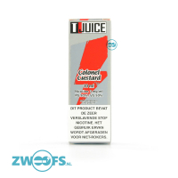 T-Juice E-Liquid - Colonel Custard