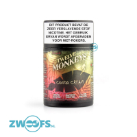 Twelve Monkeys - Congo Cream E-liquid (3x10ml.)