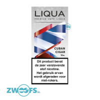 Liqua - Cuban Cigar E-Liquid (Elements)