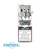 Double Drip E-liquid - Blackberry & Grape