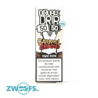 Double Drip E-liquid - Caramel Tobacco
