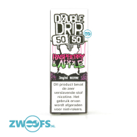 Double Drip E-liquid - Raspberry Apple