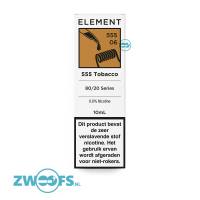 Element E-liquids - 555 Tobacco