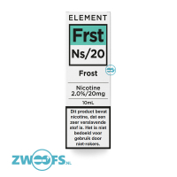 Element Nic Salt E-liquid - Frost
