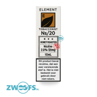 Element Nic Salt E-liquid - Honey Roasted Tobacco