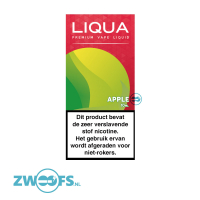 Liqua - Apple E-Liquid (Elements)