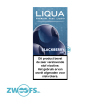 Liqua - Blackberry E-Liquid (Elements)