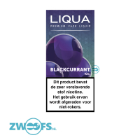 Liqua - Blackcurrant E-Liquid (Elements)