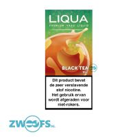 Liqua - Black Tea E-Liquid (Elements)