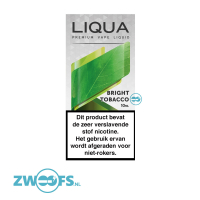 Liqua - Bright Tobacco E-Liquid (Elements)