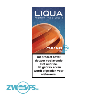 Liqua - Caramel (Elements) E-Liquid
